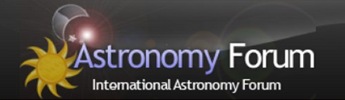 Link to Astronomy Forum website