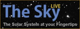 Link to The Sky Live website